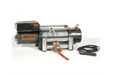 Mile Marker SE12000C Electric Winch  76-50251 12,000+ lbs. Electric Winches