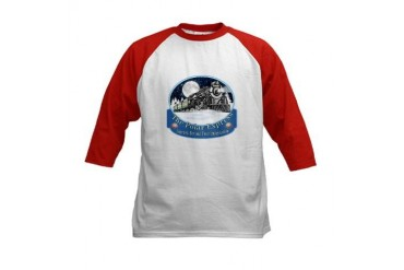 The Polar Express Kids Baseball Jersey
