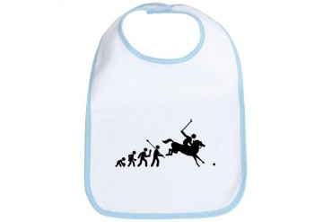 Polo Sports Bib by CafePress