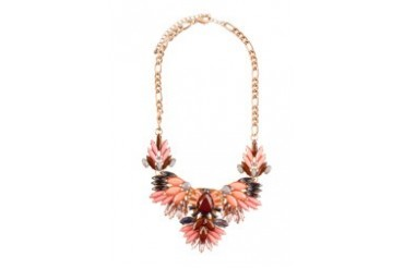 Sze Accessories Embellished Necklace