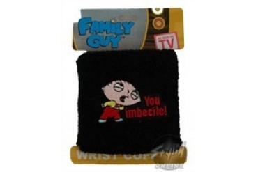 Family Guy Stewie You Imbecile Wristbands