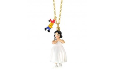 Snow White Long Necklace