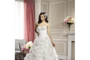 Moonlight Collection Wedding Dresses - Style J6327