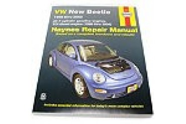1998-2010 Volkswagen Beetle Manual Haynes Volkswagen Manual 96009