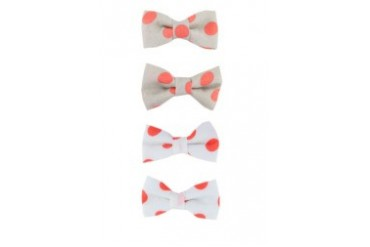 Medium Dotted Twin Clips Pack