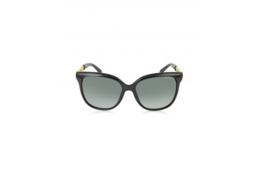 BELLA/S BMBHD Black Acetate Frame Women's Sunglasses