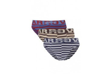 Arrow 3 Pcs Pack Mini Briefs