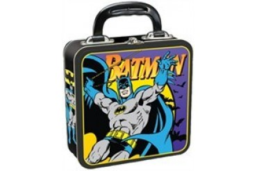 DC Comics Batman Swing Tin Tote Lunch Box