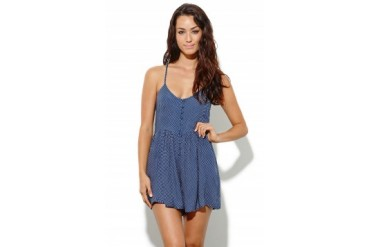 Womens Minkpink Dresses & Rompers - Minkpink Bold As Love Playsuit