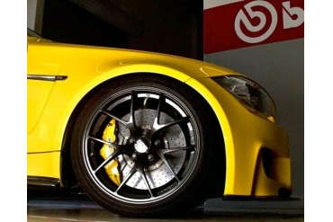 Brembo Complete Carbon Ceramic Brake Upgrade BMW 1M 11-12