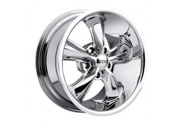 HTF F105 Legend - Chrome  F105200061+60 Foose Wheels