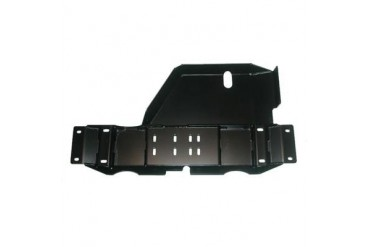 PUREJEEP XJ Transmission HD Crossmember PJ5116 Skid Plates
