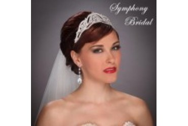 Symphony Bridal Crowns - Style 7528CR