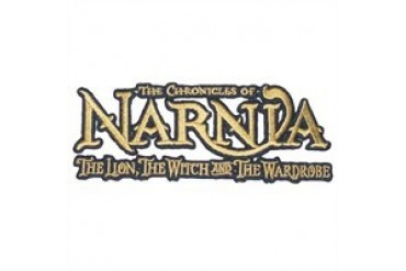 Chronicles of Narnia Name Patch