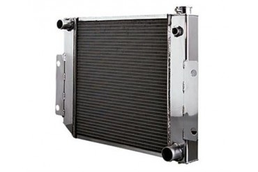 Be Cool Replacement Aluminum Radiator with AMC 4,6 or 8 Cylinder Engines and Automatic Transmission 63030 Radiator