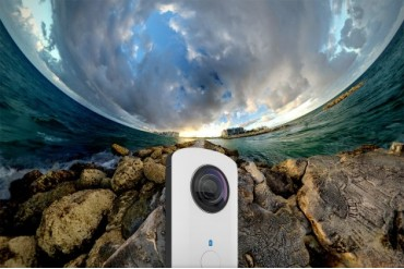 Ricoh Theta Camera