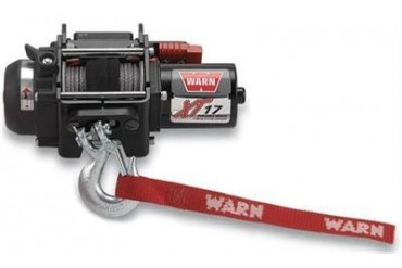 Warn XT17 Extreme Terrain Winch  85700 1,000 to 2,500 lbs. ATV Winches