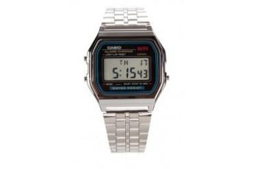 Casio Watch A159WA-N1DF Silver