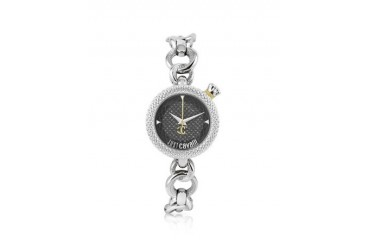 Lily - Black Reptile Link Watch
