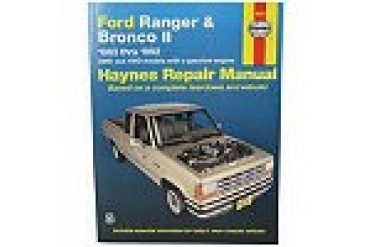 1988-1992 Ford Ranger Manual Haynes Ford Manual 36070
