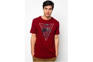 Red Virus The City That Rides Tee