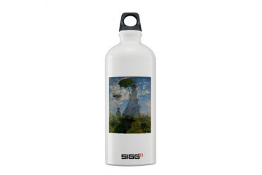 Boldly Going...Monet Art Sigg Water Bottle 0.6L by CafePress