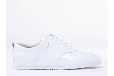 Clae Powell in White Patent Leather size 12.0