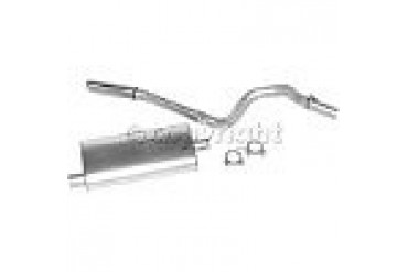 1993-2001 Jeep Cherokee Exhaust System Dynomax Jeep Exhaust System 17340