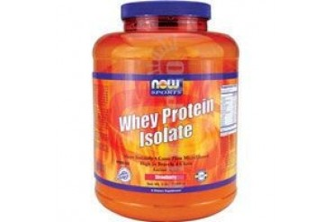 Whey Protein Isolate Strawberry 5 lb