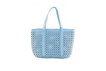 Paris Hilton Peek-A-Boo Laser Cut Shopper Bag
