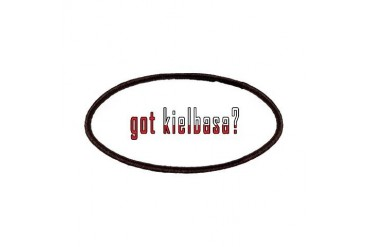 got kielbasa? Flag Family Patches by CafePress