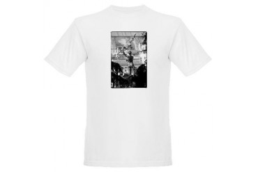 Bologna 001 Italy Organic Men's T-Shirt by CafePress