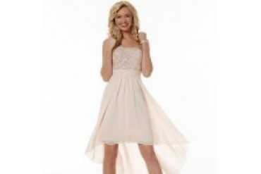 "Pretty Maids ""In Stock"" Bridesmaid Dress - Style 22611"