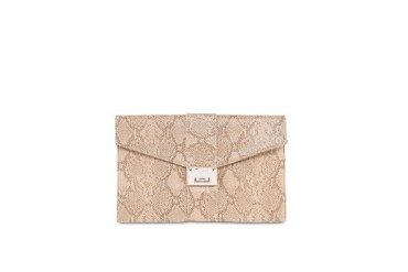 Embellish Clutch with Buckle