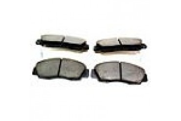 1997-2001 Acura Integra Brake Pad Set Centric Acura Brake Pad Set 105.05030