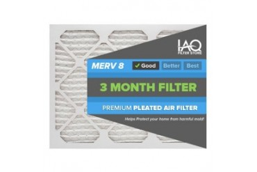 20 x 20 x 2 MERV 8 Premium Pleated Air Filter 6 Pack