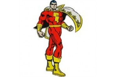 DC Comics Shazam Full Body Patch