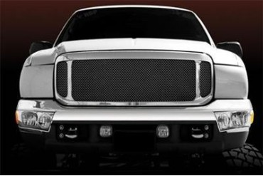 T-Rex Grilles Upper Class; Mesh Grille Insert 51571 Grille Inserts