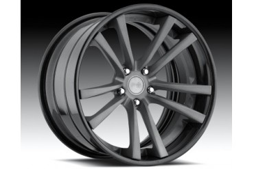 Niche Wheels 3-Piece Series A320 Concourse 24 Inch Wheel