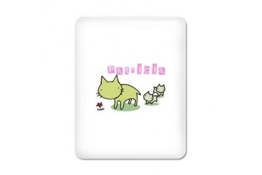 Patricia Cute iPad Case by CafePress