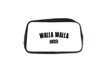 Walla Walla Rocks Location Toiletry Bag by CafePress