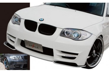 Apple Auto A-Real Front Bumper 01 Type A BMW 1-Series Hatch E87 05-11