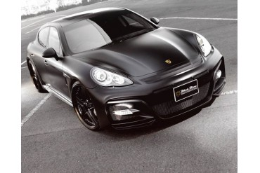 Wald International Black Bison Front Bumper Porsche 970 Panamera 10-13