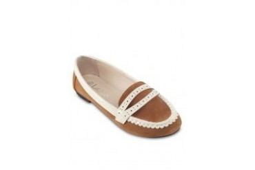 Latinas Trimmed Loafers