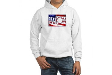 Music Hooded Sweatshirt by CafePress