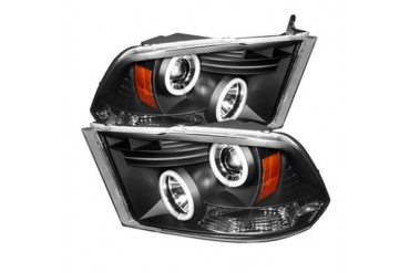 Spyder Auto Group CCFL LED Projector Headlights 5030320 Headlight Replacement