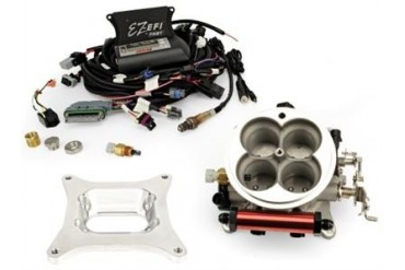 Fast Fuel Systems EZ-EFI Self Tuning Fuel Injection System Kit Jeep 6 Cylinder 30294-KIT Fuel Injection Kits