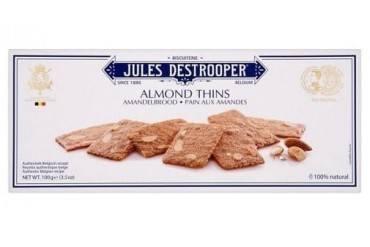 Biscuiterie Jules Destrooper Almond Thins