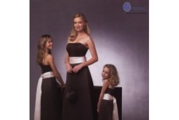 "Forever Yours ""In Stock"" Bridesmaids Dress 76215"