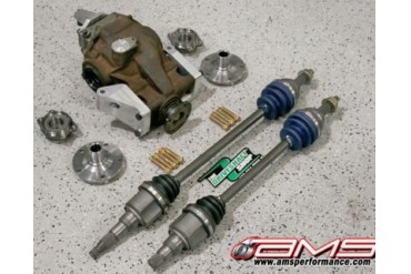 AMS Performance Drag Race Rear Differential Upgrade Kit Mitsubishi Evolution VII VIII IX 01-07